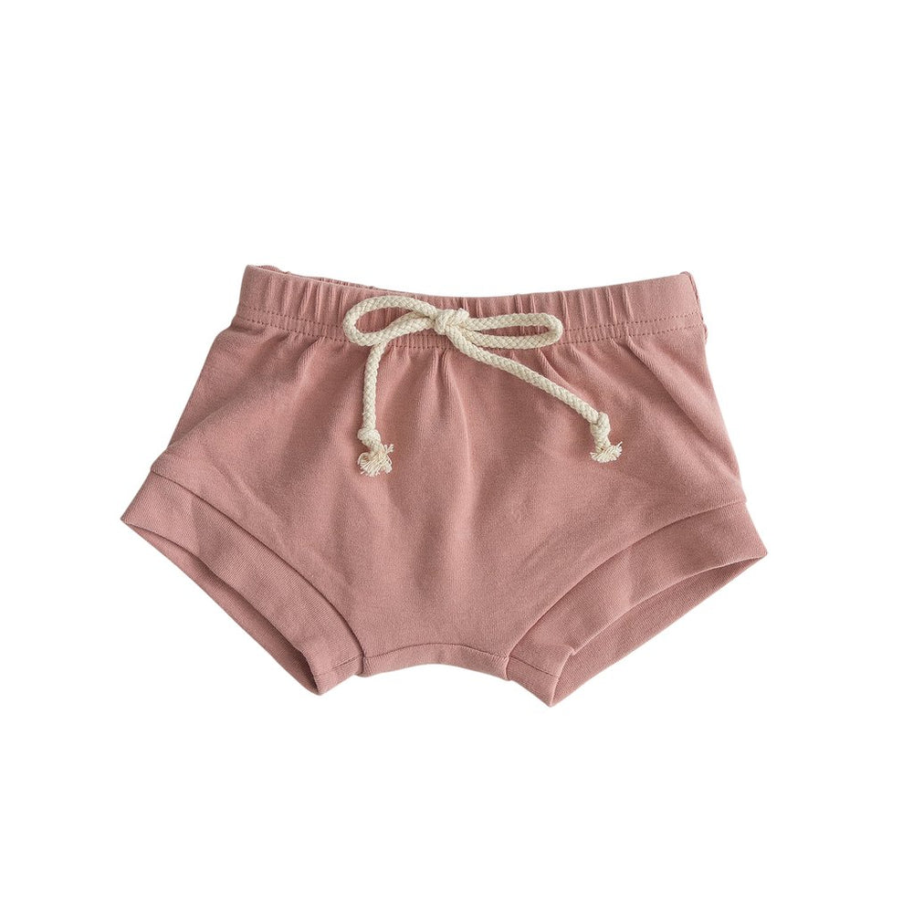 Rose Cotton Shorts