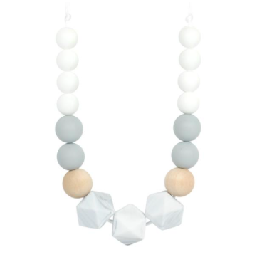 Wren - Silicone Teething Necklace