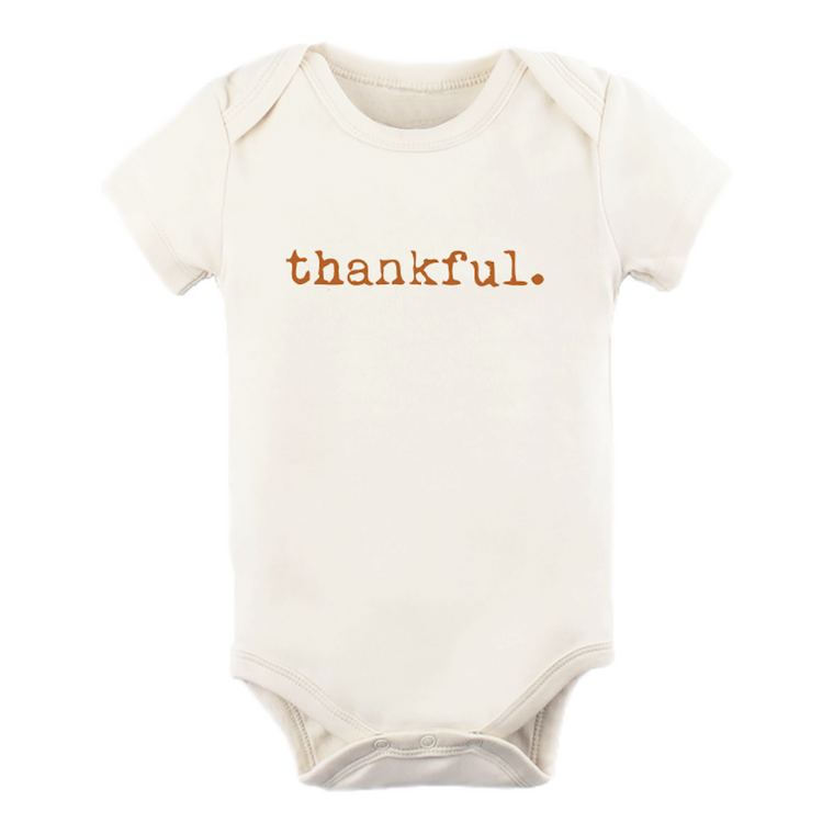 Thankful Organic Bodysuit