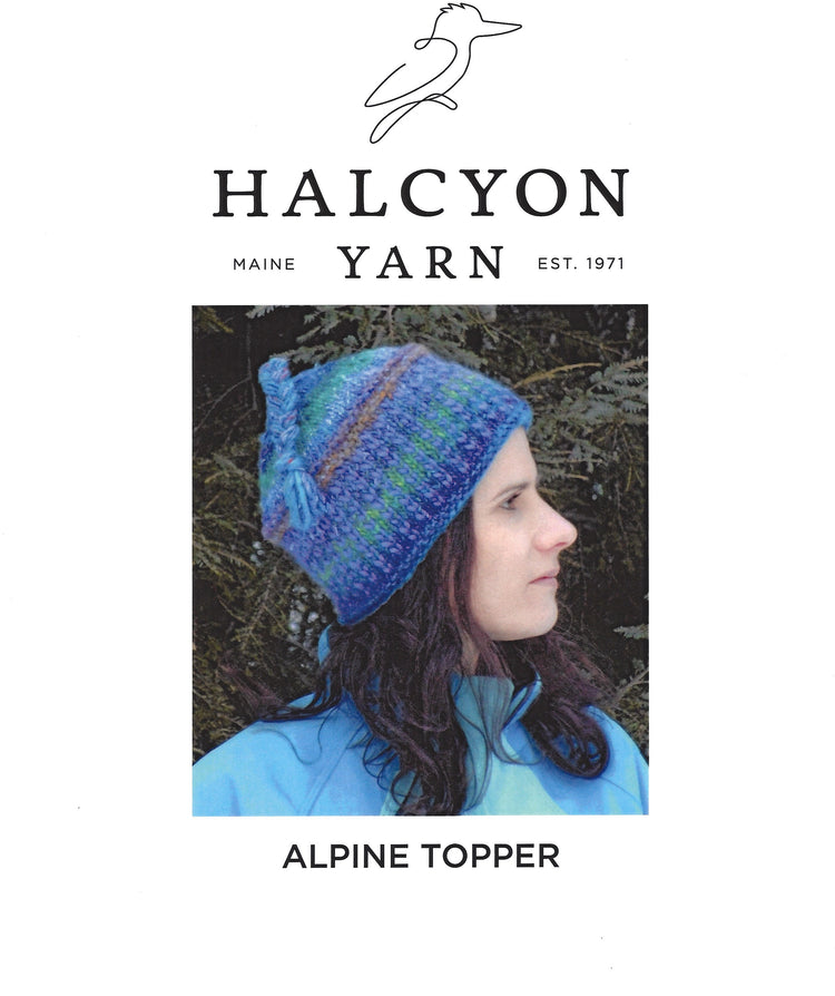 Alpine Topper Pattern