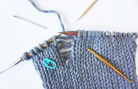 Knitting Tips & Tricks: Troubleshooting Mistakes Session 1