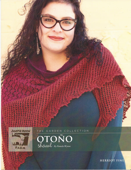 Otono Shawl Pattern