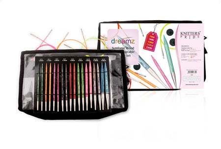 Dreamz Symfonie Deluxe Interchangeable Needle Set