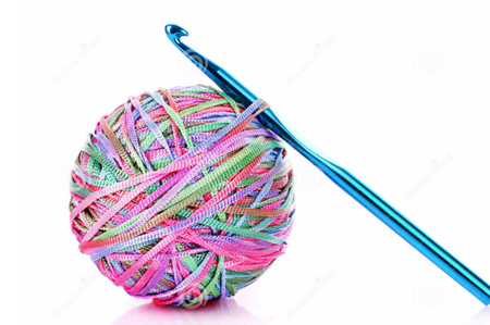 Learn-to-Crochet Basics Session 2