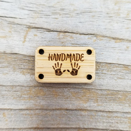 Handmade Wooden Tags
