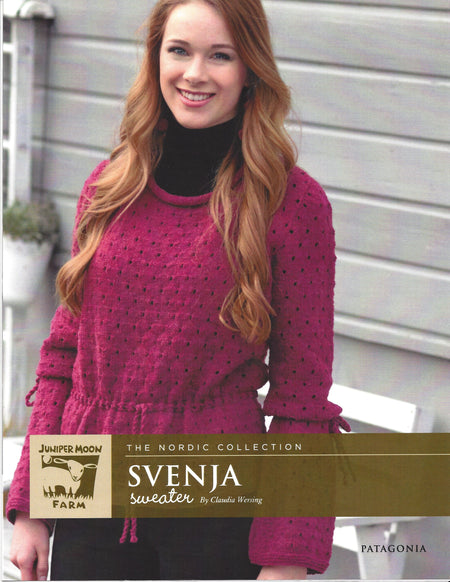Svenja Sweater Pattern