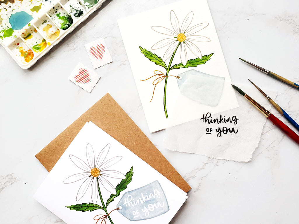 Art Studio Confessions: Starting a Stationery Business