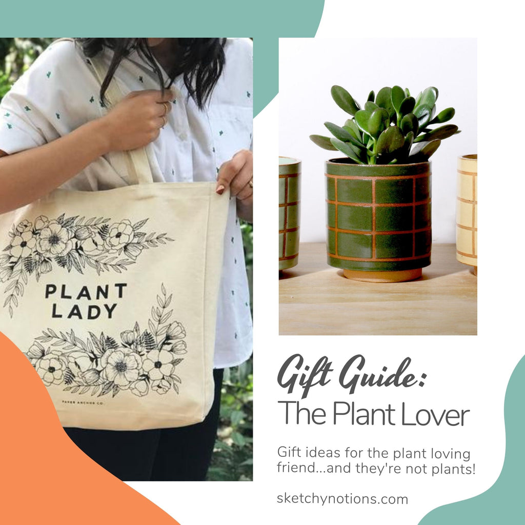 Gift Guide: The Plant Lover