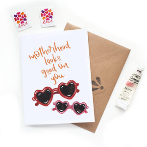 Motherhood Sunnies Card