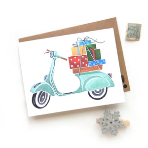 Vespa Gifts Card