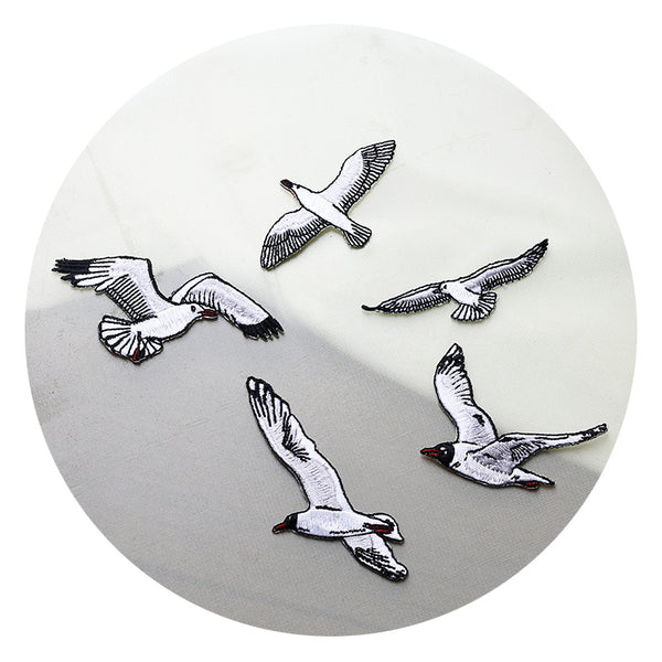 Sea Gull Patches