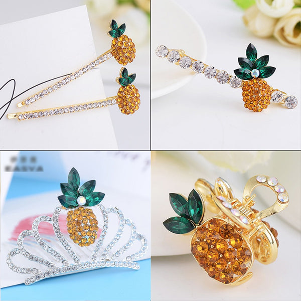 Pineapple Hair Accessories
