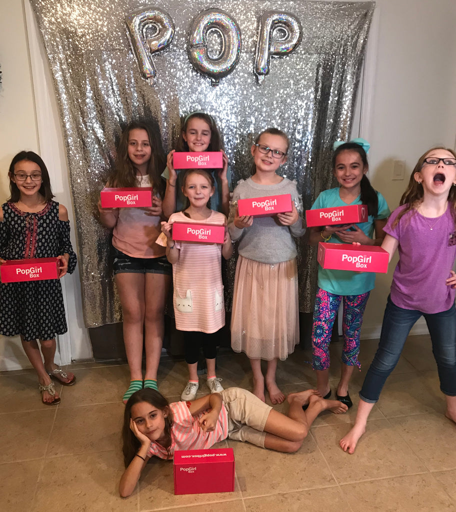 "Annabel's 10th Birthday ""Pop Star"" Party!"