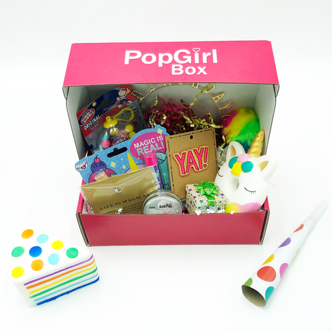"PopGirl ""Birthday"" Box!"