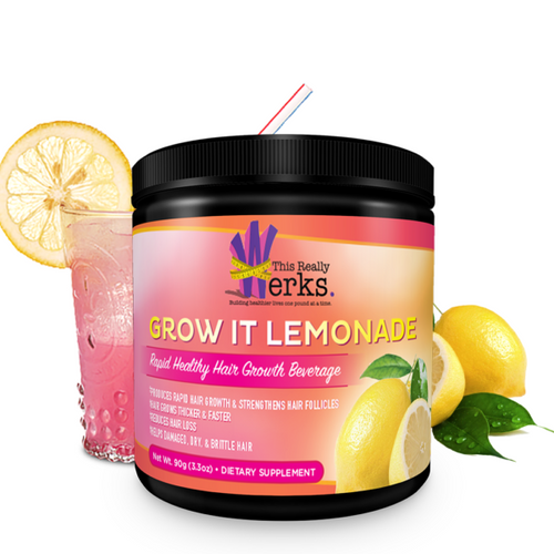 Grow-It Lemonade