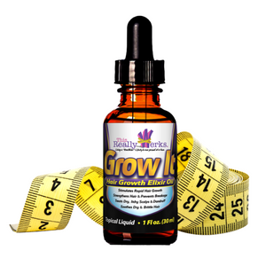 GROW IT RAPID GROWTH ELIXIR OIL