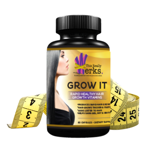 Grow it Rapid Growth Hair Vitamins