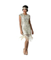 Vintage Beaded Flapper - Boro Dress Rentals