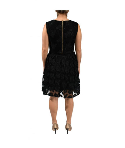 Ali & Jay Black Two-Piece - Boro Dress Rentals
