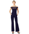 Chiara Boni La Petite Robe Rebecca off-the Shoulder Jumpsuit