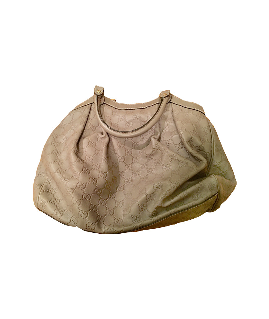 Gucci Monocromatic Tan Handbag - Boro Dress Rentals