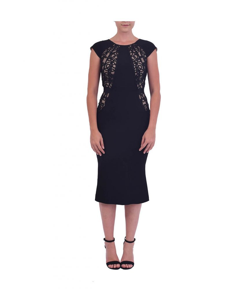 Guess Lace Fitted - Boro Dress Rentals