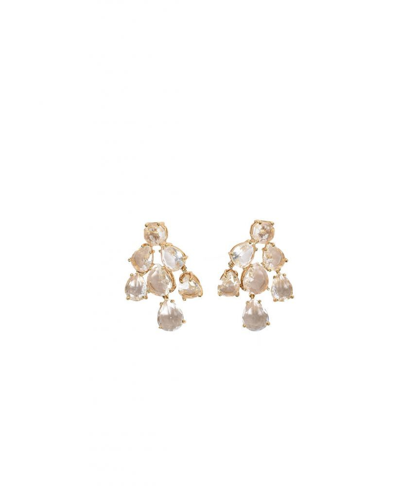 Kate Spade Gem Earrings - Boro Dress Rentals