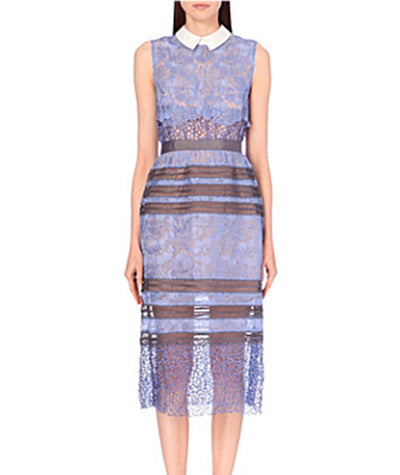 Self Portrait Fantasia Dress - Boro Dress Rentals