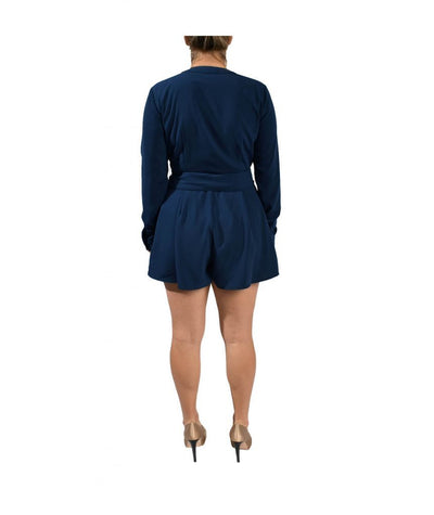 The Fifth Label Blue Romper - Boro Dress Rentals