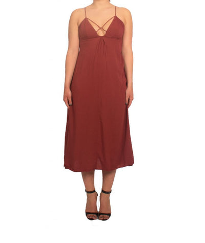 Alice+UO Criss-Cross - Boro Dress Rentals