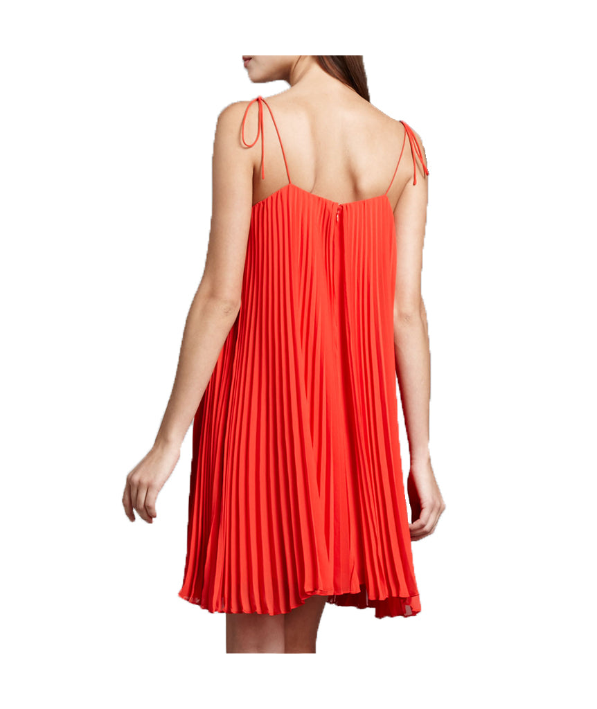 Halston Heritage Coral Dress