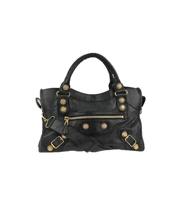 Balenciaga Motorcycle Stud Bag - Boro Dress Rentals