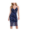 Bardot Blue Lace - Boro Dress Rentals