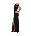 Laura Black Gown - Boro Dress Rentals