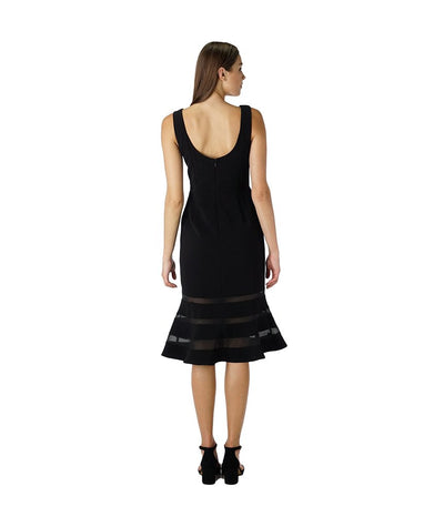 Adelyn Rae JEANIE Midi - Boro Dress Rentals