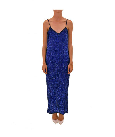 Lawrence Kazar Beaded - Boro Dress Rentals