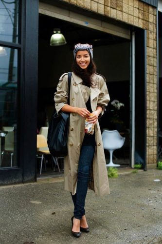 Burberry Vintage Trench - Boro Dress Rentals