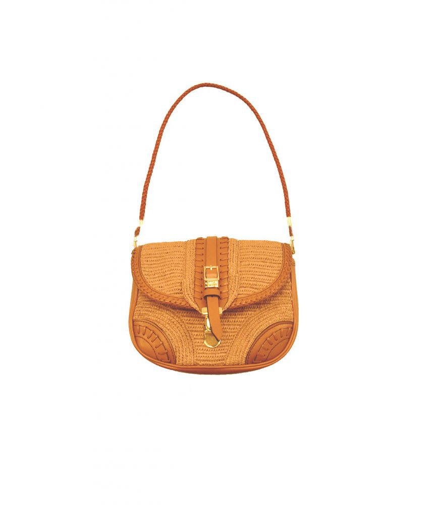 Burberry Wicker Purse - Boro Dress Rentals