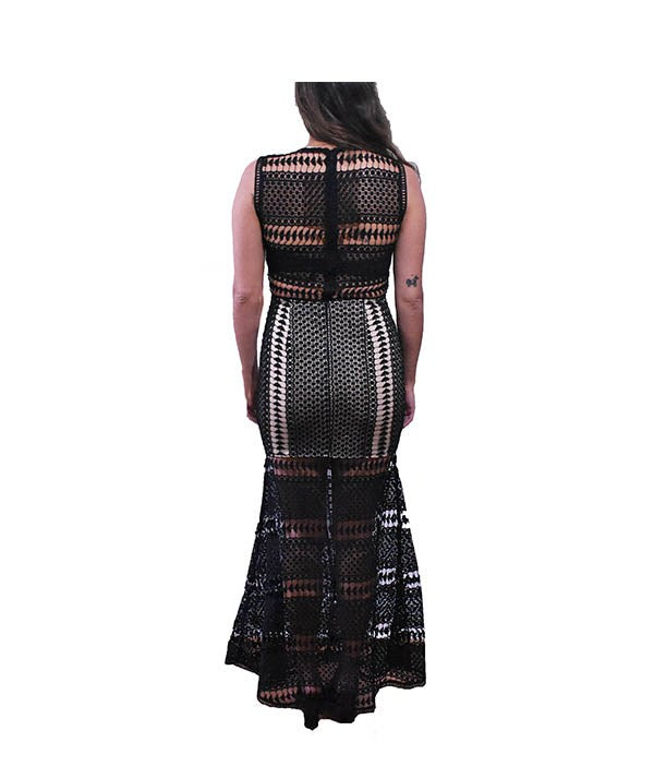 Chelsea Knit Gown - Boro Dress Rentals