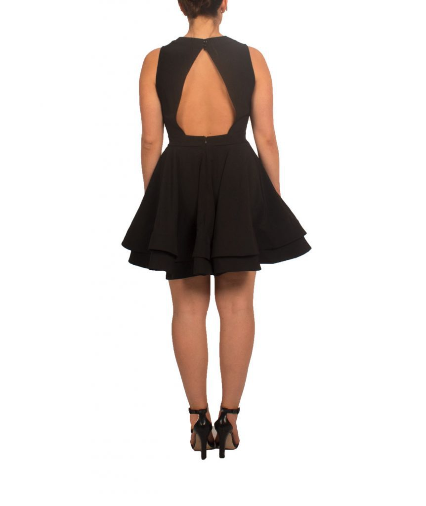 Chelsea Fit & Flared Mini - Boro Dress Rentals