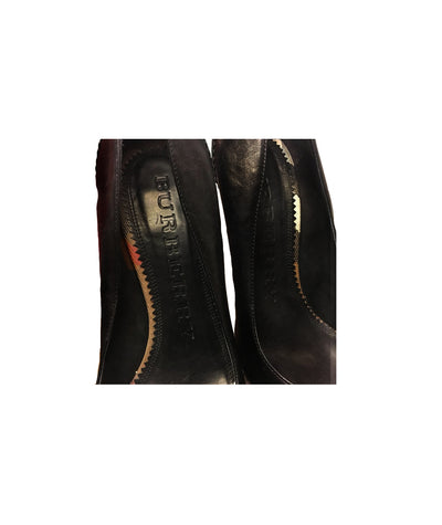 Burberry Black Pumps - Boro Dress Rentals