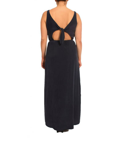Club Monaco Navy Maxi - Boro Dress Rentals
