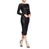 Dress the Population Sequin Midi