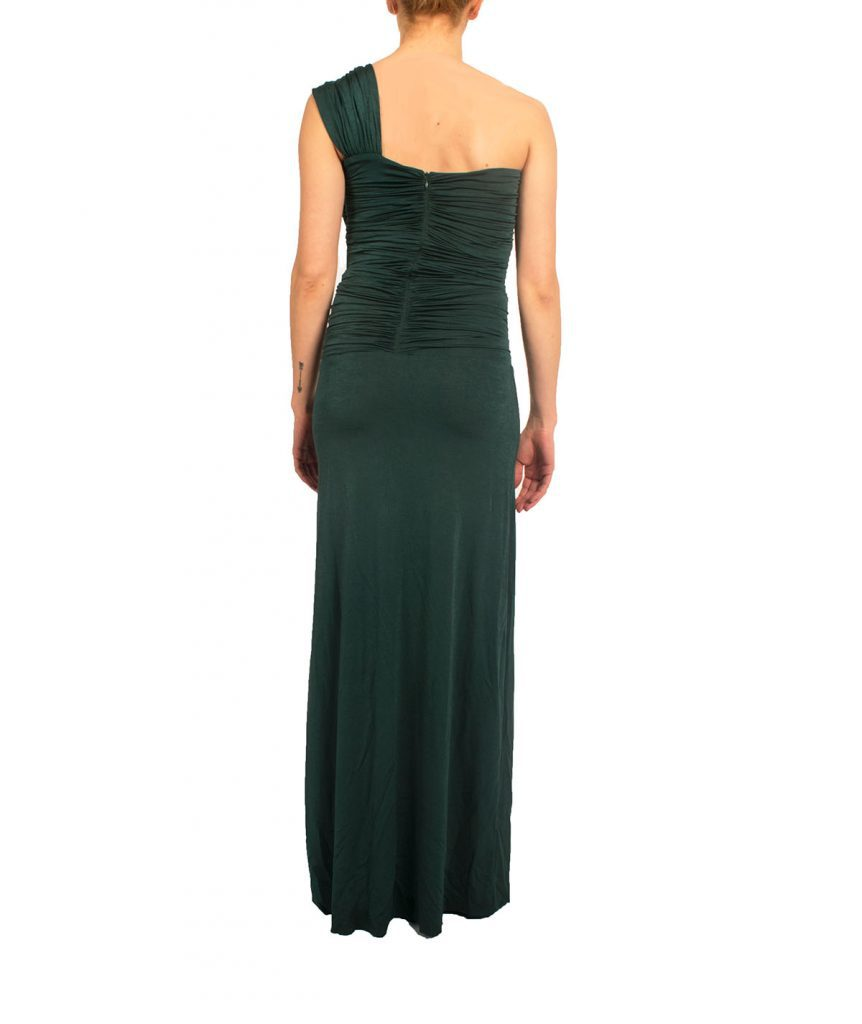 Ema Savahl Teal Cut-Outs - Boro Dress Rentals