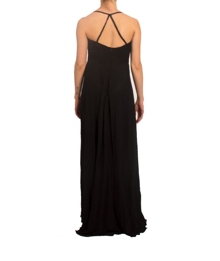 Fashion Crimes Gown - Boro Dress Rentals