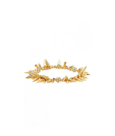 Stella and Dot Gold Spike - Boro Dress Rentals