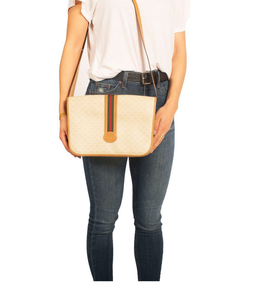 Gucci Tan Crossbody - Boro Dress Rentals