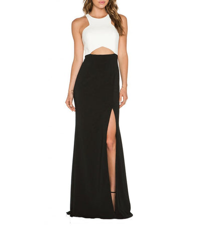 Jay Godfrey Cut-Out Gown - Boro Dress Rentals