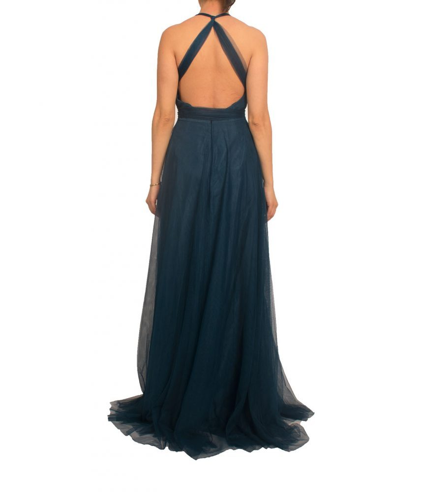 WTOO Sapphire Gown - Boro Dress Rentals