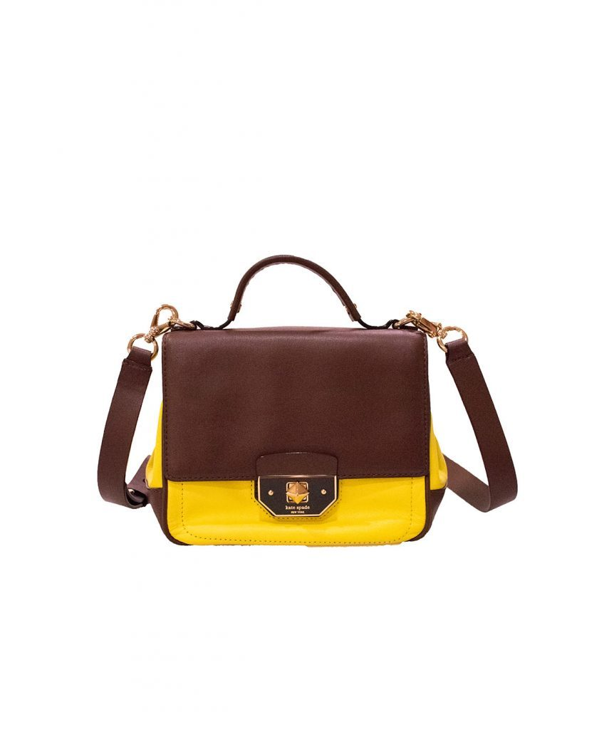 Kate Spade Yellow Accent - Boro Dress Rentals